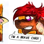 I'm a Brave Chio