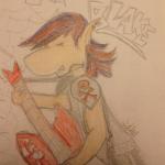 Blake the Chio by Spartan