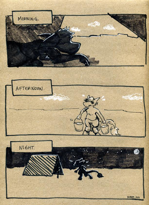 Finn, Alone: 1